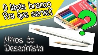 Download Como se usa o lápis branco? - Mitos do Desenhista Video