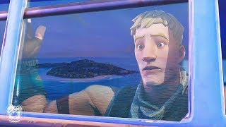 Download WHEN THE BATTLE BUS GOES TO THE WRONG ISLAND... (A Fortnite Short Film) Video