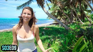 Download That's a lot of BOOBIES!   Most beautiful Island in Belize   Halfmoon Caye   S03E09 Video