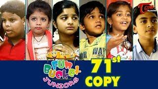 Download Fun Bucket JUNIORS | Episode 71 | Kids Funny Videos | Comedy Web Series | By Sai Teja - TeluguOne Video