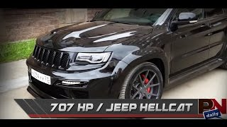 Download 707HP Jeep Grand Cherokee Trackhawk, Ford Recalls, Fast Fails Friday - PowerNation Daily Video