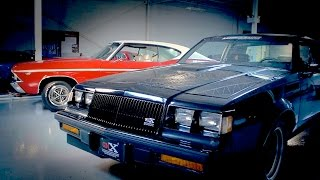 Download 1969 Chevrolet Chevelle vs 1987 Buick GNX - Generation Gap: Muscle Cars Video