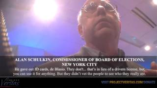 Download HIDDEN CAM: NYC Democratic Election Commissioner, ″They Bus People Around to Vote″ Video