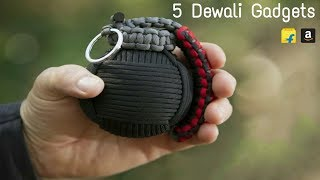 Download 5 Cool GADGETS for DIWALI & HALLOWEEN 🔥 You Can Buy on Amazon Under 250 Rupees - Cool Technology Video