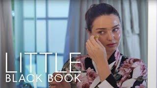 Download Miranda Kerr's Supermodel Skincare Secrets   Little Black Book   Harper's BAZAAR Video