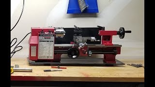 Download harbor freight mini lathe review (93212) (93799) Video