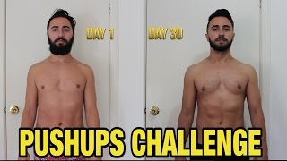 Download 200 PUSHUP 30 DAY CHALLENGE 2017 - Results Video
