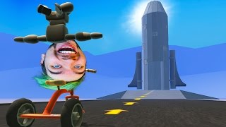 Download TURBO SPACE PROGRAM | Turbo Dismount - Part 34 Video