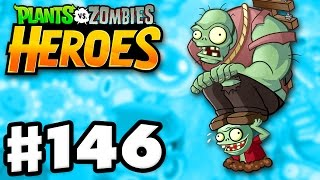 Download Gargantuar Throwing Imp! - Plants vs. Zombies: Heroes - Gameplay Walkthrough Part 146 (iOS, Android) Video
