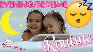 Download TODDLER & PRESCHOOLER EVENING / BEDTIME ROUTINE! Video