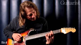 Download Robben Ford Blues Masterclass Video