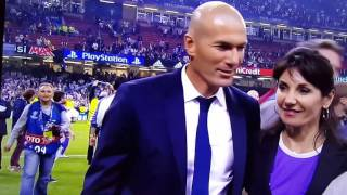 Download Zidane and his wife Video