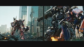 Download Transformers: Dark of the Moon (2011) Final Battle - Only Action [4K] Video