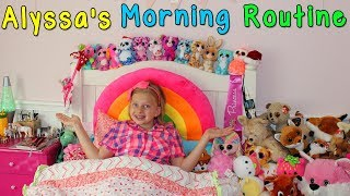 Download Alyssa's Morning Routine - Family Fun Pack Video