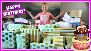 Download GRACELYNN'S 8th BIRTHDAY PRESENT OPENING AND PARTY! Video