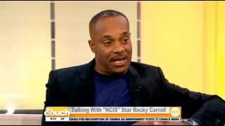 Download Talking With ″NCIS″ Star Rocky Carroll Video