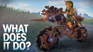 Download What does the Master Cycle Zero do in Breath of the Wild? Video