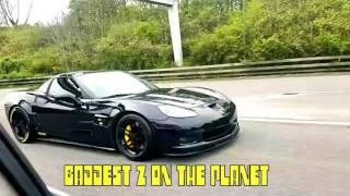 Download Cheverolet corvette Z06 brutal acceleration Video