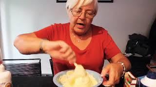 Download Grandma making slime??😳😂 Video
