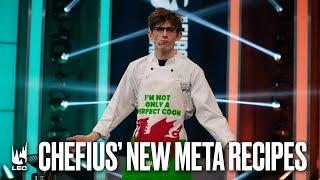 Download Chefius' New Meta Recipes | #LEC Week 5 Video