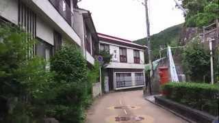 Download えっ??なに、この温泉街!!こんな所まだ日本にあるの? Video
