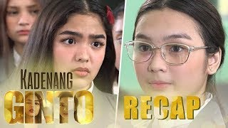 Download Kadenang Ginto Recap: Cassie and Marga's face off Video