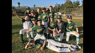 Download A's Little League Playoff Game 2018 - Christian Haupt age 9 Video
