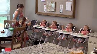 Download Sześć razy córka - Jak nakarmić pięcioraczki? :)   TLC Video