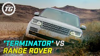 Download ″Terminator″ Vs Range Rover | TerraMax | Top Gear | Series 19 | BBC Video