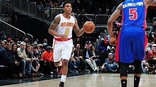 Download Detroit Pistons vs Atlanta Hawks - December 23, 2015 Video