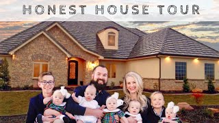 Download Untidy House Tour - A REAL Look at Our Home With QUINTUPLETS Plus TWO Video