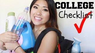 Download Back To School Checklist   Freshman College Video