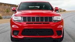 Download 2018 Jeep Grand Cherokee Trackhawk (707HP) The Most Powerful SUV [YOUCAR] Video
