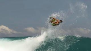 Download Jordy Smith rodeo flips surfboard Video