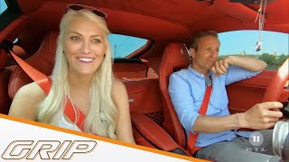 Download Matthias Malmedie trifft ″Supercar Blondie″ in Dubai - GRIP - Folge 443 - RTL2 Video