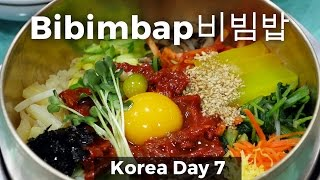 Download The Ultimate Korean Bibimbap and Attractions in Jeonju (Day 7) Video