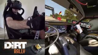 Download Dirt Rally + Motion + VR Video