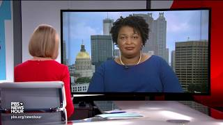 Download Stacey Abrams: 'Democrats can't win by pretending to be Republicans' Video