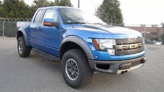 Download 2010 Ford F-150 SVT Raptor 6.2 Start Up, Exhaust, and In Depth Tour Video