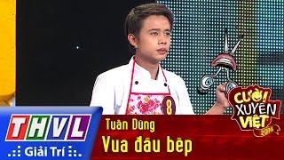 Download THVL l Cười xuyên Việt 2016 – Tập 1: Vua đầu bếp – Tuấn Dũng Video