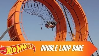 Download Double Loop Dare Documentary | Hot Wheels Video