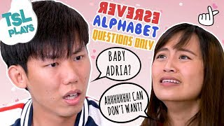 Download TSL Plays: Reverse Alphabet Questions Only Video
