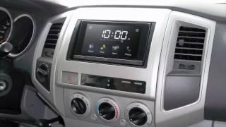 Download Metra TOYOTA TACOMA 2005-2011 95-8214 dash kit Video