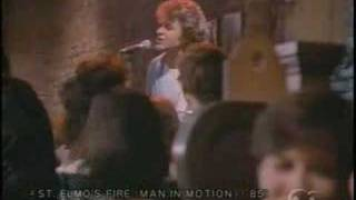 Download St. Elmo's Fire (Man in Motion) Video