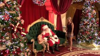 Download NEW 1930's-Style Santa Claus meet & greet at Carthay Circle Theater in Disney's Hollywood Studios Video
