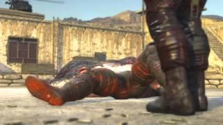 Download Metal Gear Solid 5 Phantom Pain - Fire Man Revealed as Colonel Volgin (Secret Scene) Video