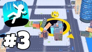Download 2000+ Score EVERY BUILDING DESTROYED! - Hole.io Gameplay Walkthrough Part 3 Video