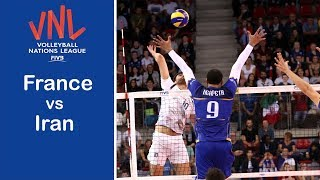 Download France vs Iran | Highlights | 2018 Volleyball Nations League | Men Video