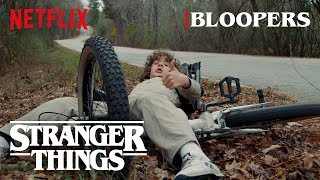Download Stranger Things Season 2 Bloopers | Netflix Video