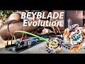 BEYBLADE SCIENTIFIC EVOLUTION OF DRAIN FAFNIR | DESI BOYS |